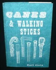 Canes & Walking Sticks Kurt Stein Identification Dating Sword Gun Mechanical +