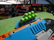 Tact8 Nerf Dart Ammo Holder – 8rnds – No Assembly Required - Speed Load - Sturdy