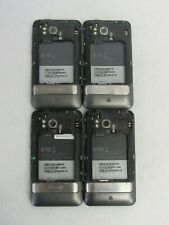 LOT OF 4 HTC Thunderbolt ADR6400LVW - Verizon