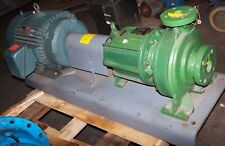 "NEW DICKOW 30 HP HAZARDOUS LIQUID CENTRIFUGAL PUMP 2"" X 1.5""  400 HD-FT 60 GPM"