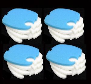 16PCS Aquarium Replacement Filter Pads for SUNSUN/ GRECH/ SUPER/ HW-304B CF500