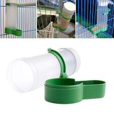 Bird Pet Feeder Drinker Food Waterer Clip for Aviary Cage Budgie Lovebirds 150mL