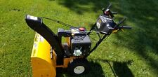 """Cub Cadet Snow Thrower 26"""" Two-Stage 277cc Ohv Engine, Electric Start Cc 00006000 -526Swe"""