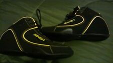 AND1 basketball boots size uk 7 new no box black/yellow unwanted gift