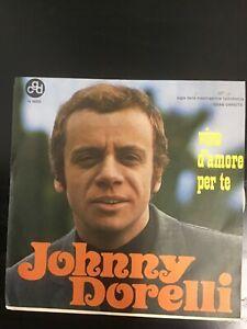 """JOHNNY DORELLI """" VIVO D'AMORE PER TE """" SIGLA GRAN VARIETÀ ITALY'68"""
