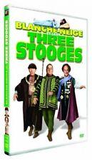 Blanche neige et les trois 3 stooges DVD NEUF SOUS BLISTER
