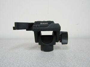 Benro DJ80 Monopod Tilthead - Max Load 5.5 lbs / 2.5 kg