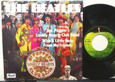 The Beatles Excellent (EX) Grading EP Vinyl Records