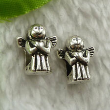 160 pcs tibet silver angel spacer beads 13x11mm (for bracelet) B2669