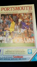 PORTSMOUTH v NOTTS CTY 2/2/91