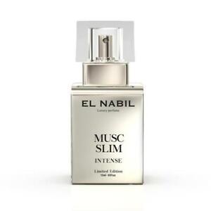 Musc Slim 15ml INTENSE Eau de Parfum Spray - El Nabil für Herren & Mann Duft