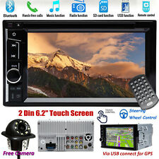 For Ford F-150/250/350 Car CD DVD Touchscreen Radio Bluetooth Stereo USB AUX+CAM