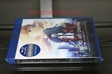 Sword Art Online the Movie -Ordinal Scale- Anime Blu-ray R1 Aniplex USA