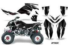 AMR Racing Polaris Outlaw 450/500/525 Graphic Kit Wrap Quad Decal ATV 06-08 AT K