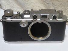 Leica IIIa 3a completo e funzionante. testato Film 1938/1939 foto in buonissima condizione vista