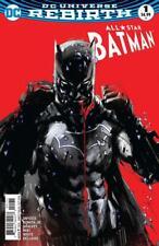 All-Star Batman #1 Variant Cover by Jock DC Rebirth