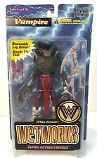 Spawn Wetworks Series 1: Vampire Action Figure 1995 McFarlane Toys MOC b