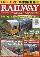 The Railway Magazine Midland Main Line Princess Elizabeth Royal Train Class 47s