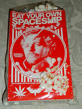 THE FLAMING LIPS - CHRISTMAS ON MARS / EAT YOUR OWN SPACESHIP PROMO POPCORN BOX