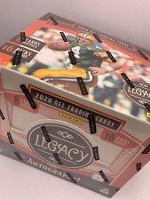 2020 Panini legado Nfl Football-caja Sellada Hobby-autógrafos encontrar 2 por caja