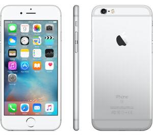 Apple iPhone 6s 16GB 32GB 64GB 128GB SILVER Unlocked CDMA+GSM, AT&T, VERIZON, OB