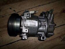 ABW18 Dacia Sandero Klimakompressor Kompressor Klima Klimaanlage