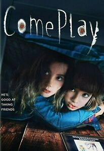 COME PLAY DVD BRAND NEW SEALED 2021