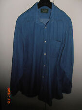 Chemise bleu jean COUNTRY Sportwear Taille L