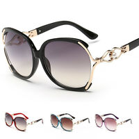 Women's Fashion Retro Pearl Designer UV400 Sunglasses Outdoor Eyewear Glasses