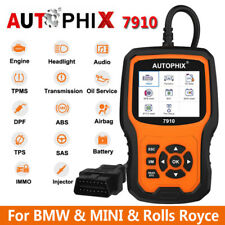 Autophix 7910 Full System OBD2 Diagnostic ABS SRS Oil EPB Reset For BMW Scanner