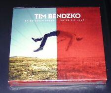 TIM BENDZKO AM SEIDENEN FADEN UNTER DIE HAUT VERSION DOPPEL CD  NEU & OVP