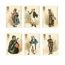 UK Charles Dickens Mint Stamps set 2012