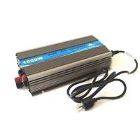 1000W 600W Grid Tie Inverter 110V/220V Output MPPT Pure Sine Wave Solar Power
