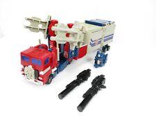 Transformers - G1 - Optimus Prime, Powermaster (broken peg)