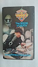 Doctor Who The Seeds of Death   Blue Label