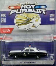 1977 Dodge Monaco POLICE - Texas Highway Patrol USA *** Greenlight 1:64 NEU
