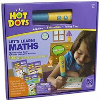 Learning Resources Hot Dots Let's Learn! Maths