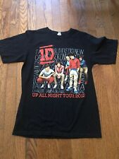 One Direction 1D  Tour 2012 Up All Night Tour 2012 Concert T Shirt Small T shirt