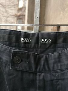 Chino HUGO BOSS, taille W38 (48 France)