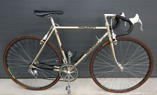 Raleigh ti Team sbdu bicicleta de carreras Campagnolo C Record Delta Reynolds 753 Road Bike