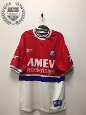 FC Utrecht home Football Shirt 1997/1998 Men's Large