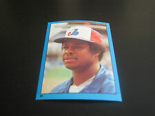 1982 O-Pee-Chee Baseball Warren Cromartie Sticker #60***Montreal Expos***