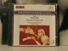 HANS SALTER MUSIC FOR FRANKENSTEIN ANDREW PENNY CD