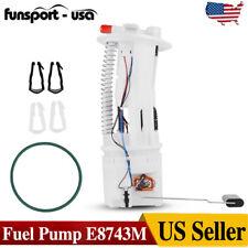 For Nissan Frontier Pathfinder Xterra Equator Fuel Pump Module 2.5L 4.0L E8743M