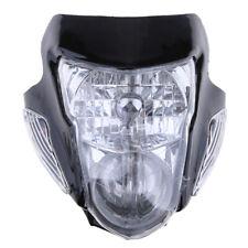 Universal Motorrad Scheinwerfer Scheinwerfer Lichtverkleidung Street Fighter