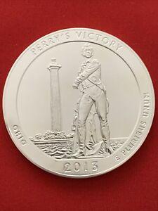 2013 ATB Perry's Victory Silver (5 oz) 25C - BU