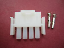 Ten-Tec 4-PIN 12v DC Power Plug fits Omni D V VI and Others