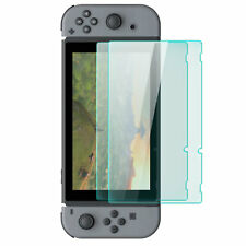 2x Display Schutz Glas für Nintendo Switch - Display Schutz Folie Glasfolie