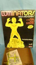 Monogram LUMINATORS Neon Monsters...the WOLFMAN....BOX ONLY !