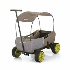 Hauck Eco Wagon - Forest Green New